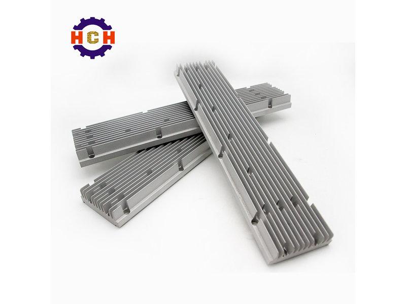 CNC精密铝械零件