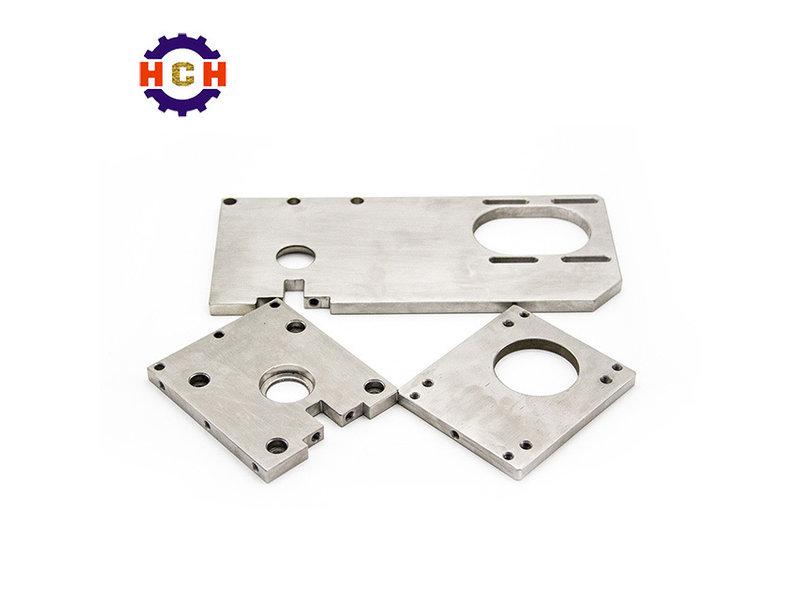 CNC精密铝加工