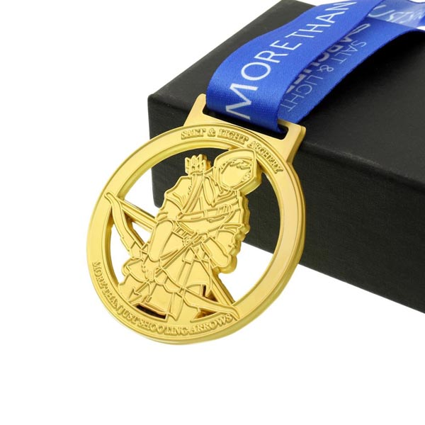 Custom Design Plating Iron Blank For Medal Wholesale From China