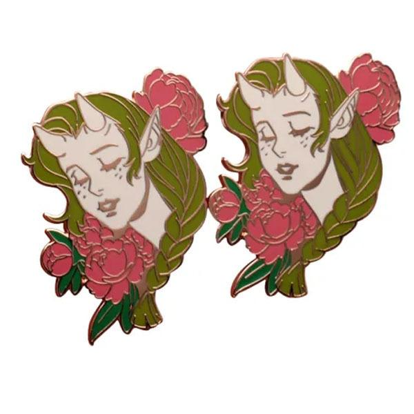 Wholesale Custom Metal Enamel Emoji Pin Badge