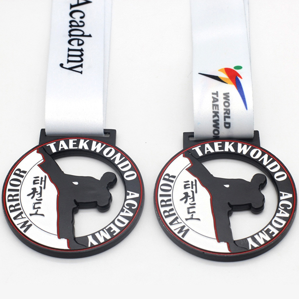 Hot Sale Custom Metal Award Sport Medals Kickbox