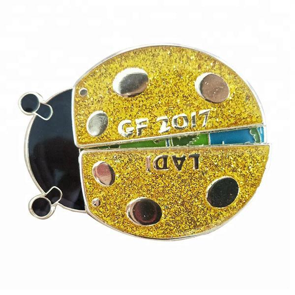 manufacturers bulk died struck enamel pin metal crafts lapel pin badge