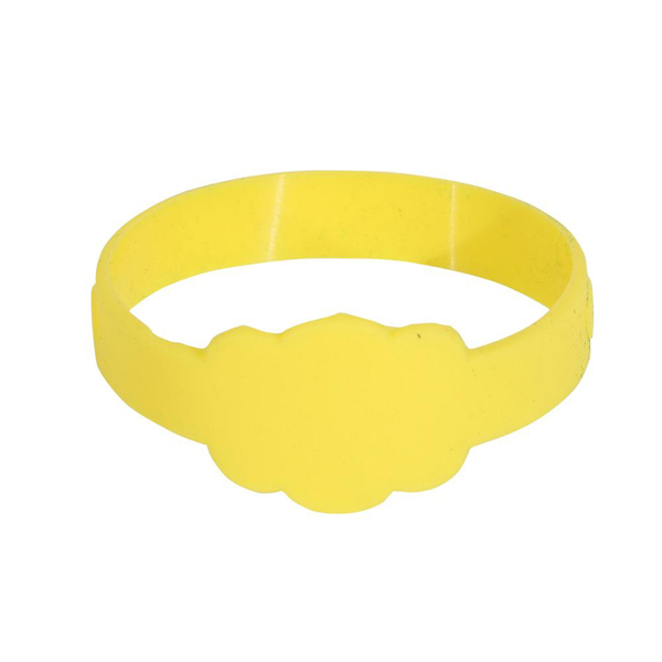 Wholesale Professional Cheap Custom Silicone Wristband from manufacturer