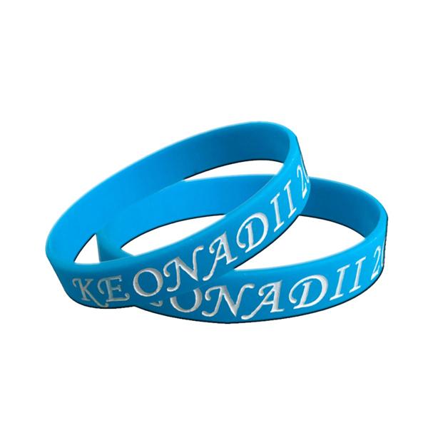 Professional Cheap Custom Silicone Wristband Bulk Cheap Silicone Band