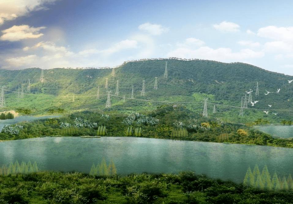 松子坑森林公园
