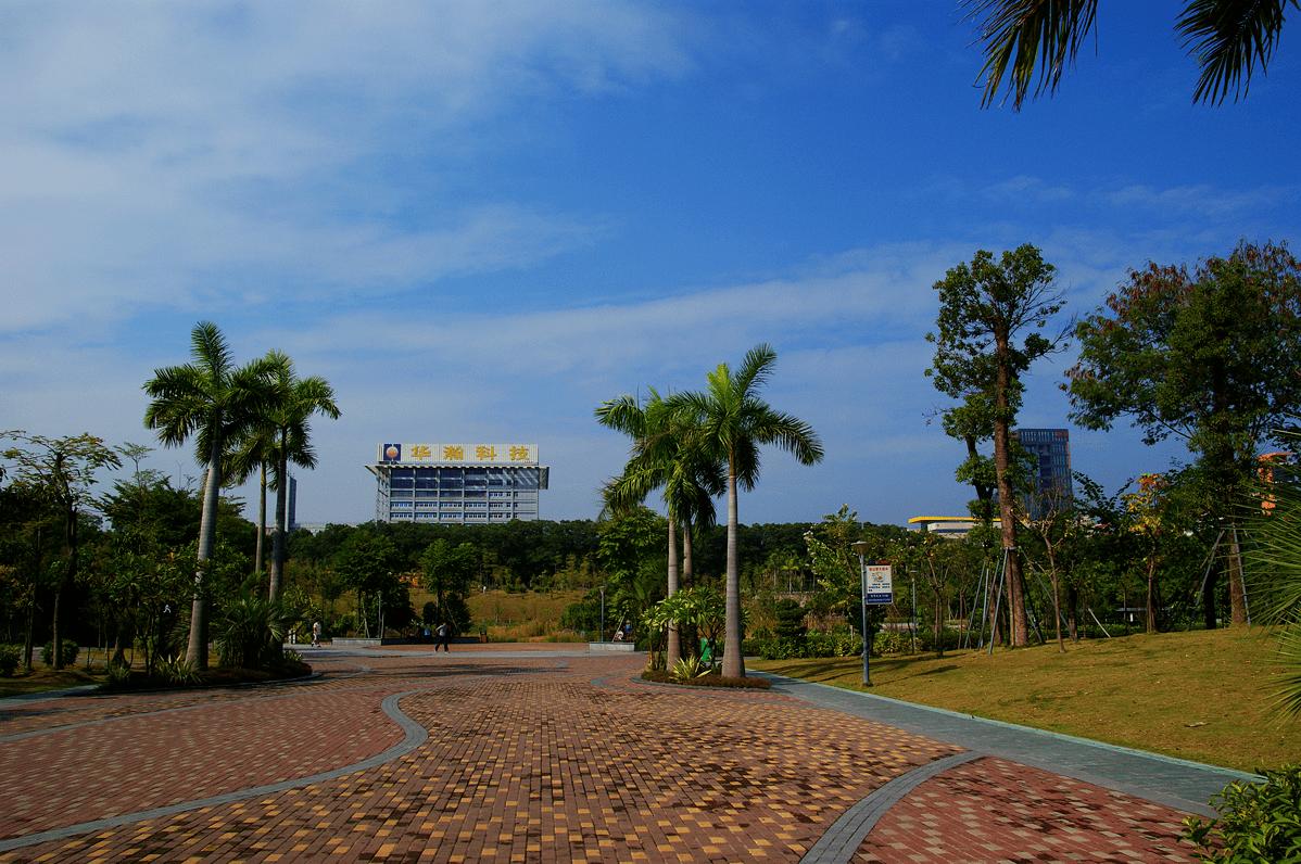 松坪山公园