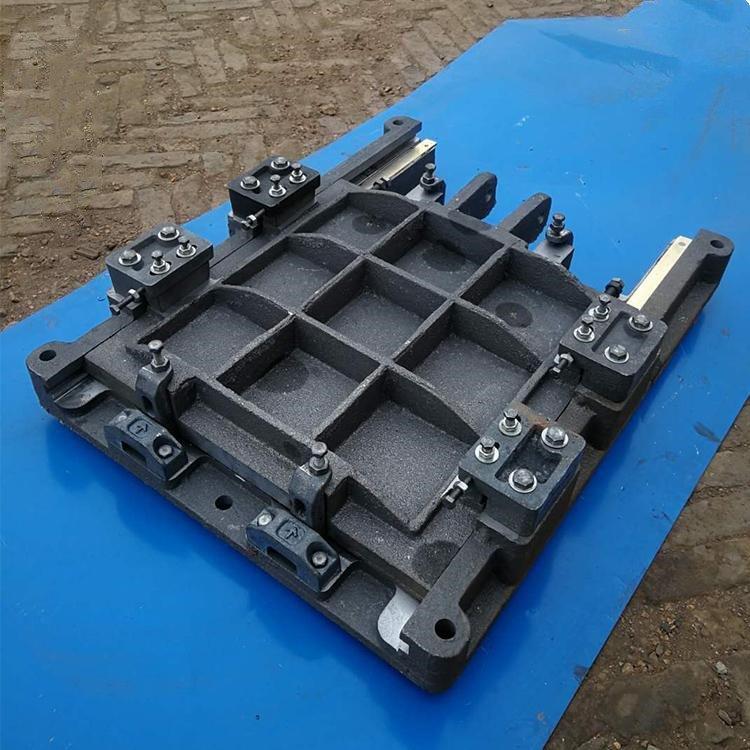 铸铁方闸门工程案例