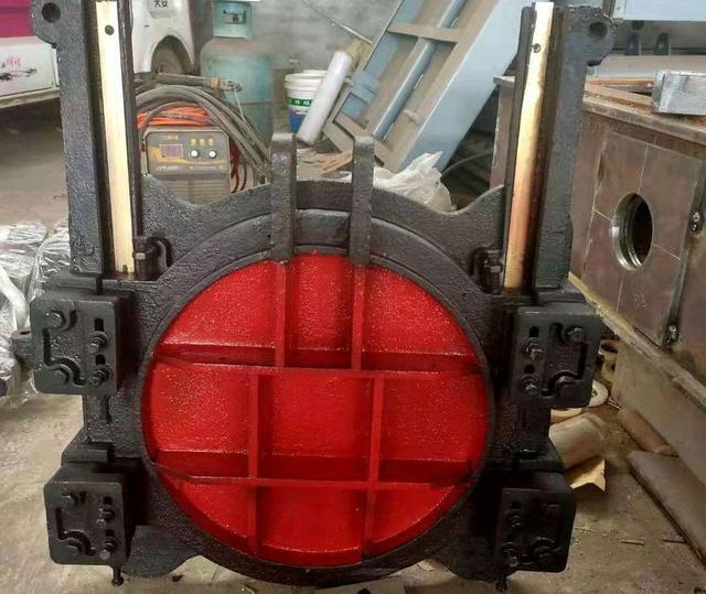 铸铁圆形闸门