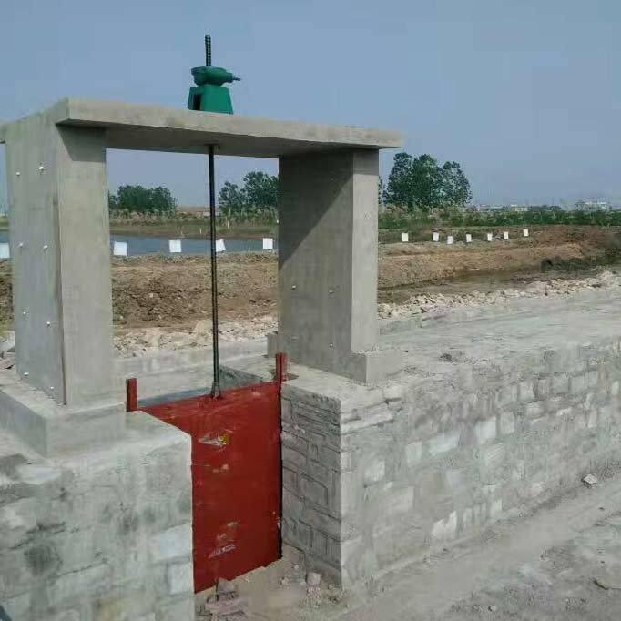 新疆铸铁闸门