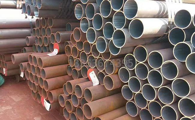 制造耐磨泵管的原材料钢管