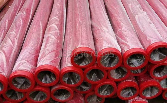 耐磨泵管制造工藝