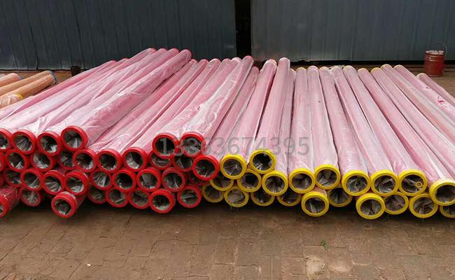 3米長度的泵車泵管