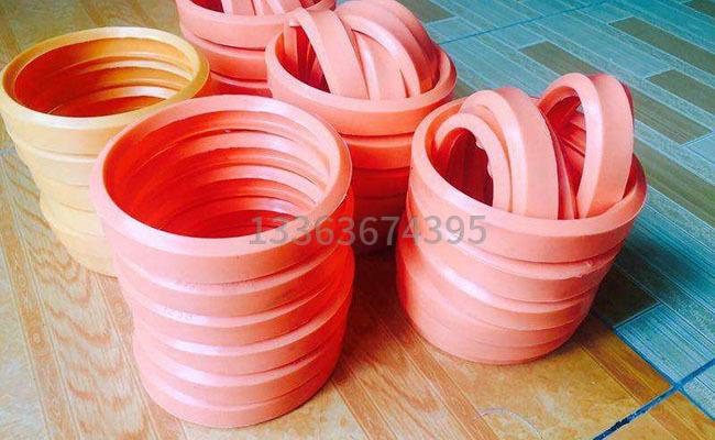 牛津材質的125泵車泵管膠圈