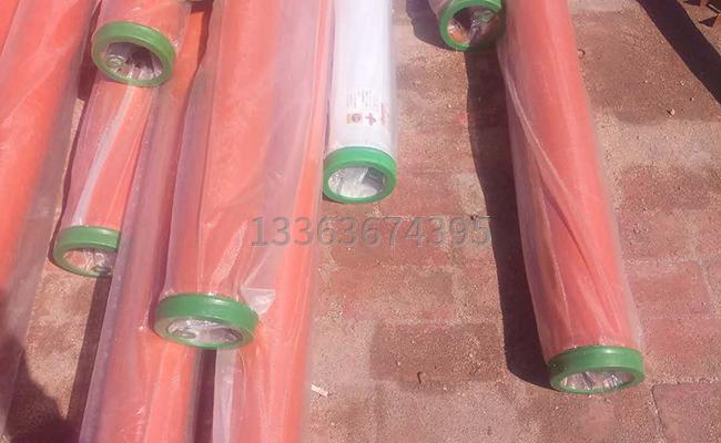 泵車臂架管的圖片