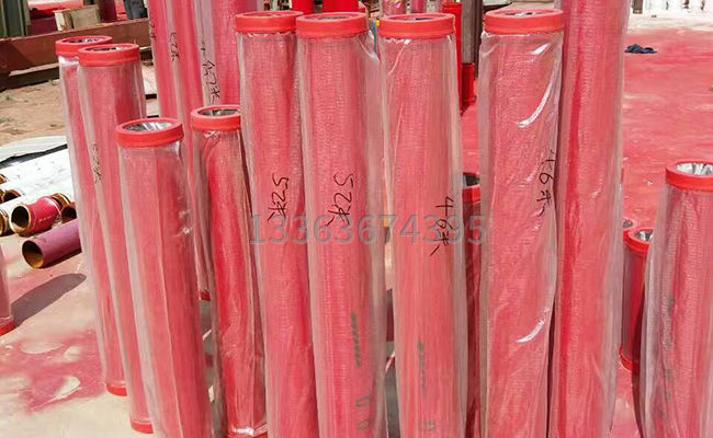 多種長度的3萬方耐磨泵管