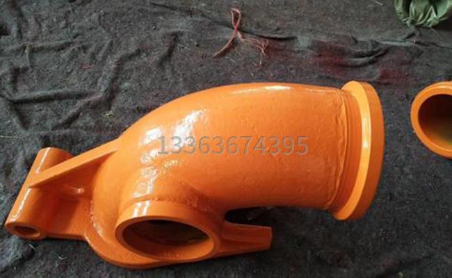 新式泵车铰链的图片