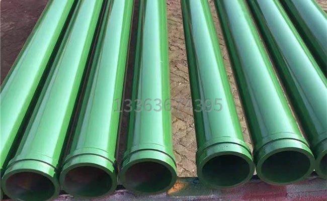 dn125規格的泵車泵管