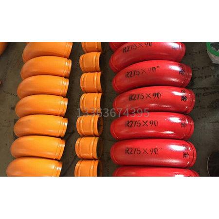 泵管雙層耐磨彎頭