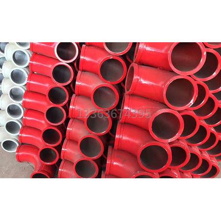 泵管鑄鋼耐磨彎頭