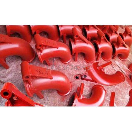 泵車鉸鏈彎管