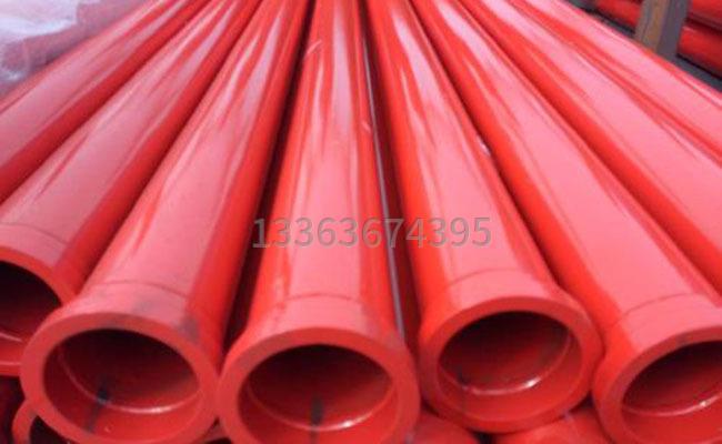 125高壓地泵泵管