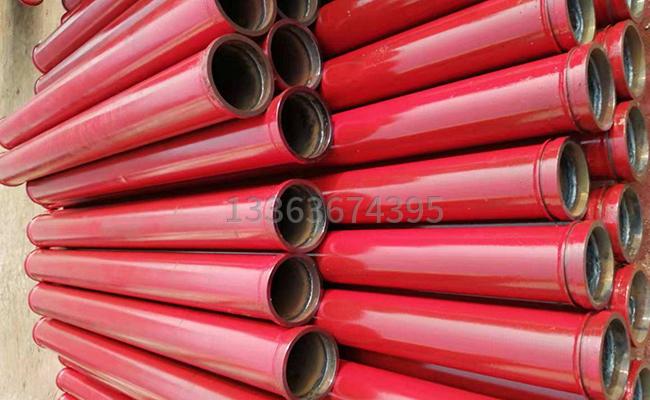 125鑽杆地泵泵管