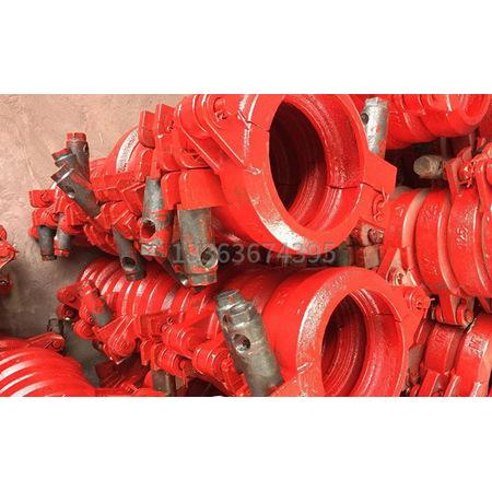 125泵車泵管管卡
