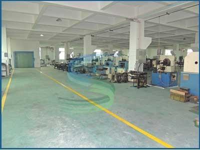 广东旭龙弹簧厂小型弹簧车间