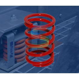 减震器弹簧,工业减振器弹簧