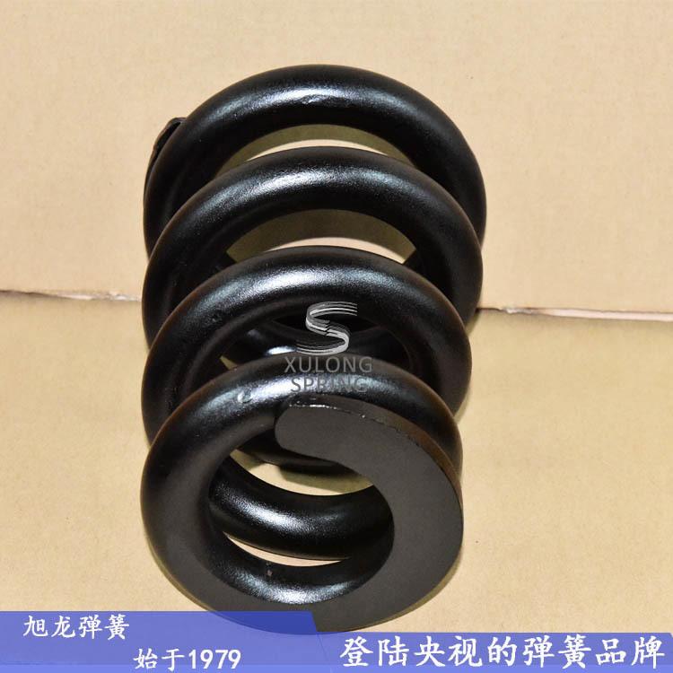 应用于矿山机械的热卷大型弹簧,有广东旭龙弹簧厂生产