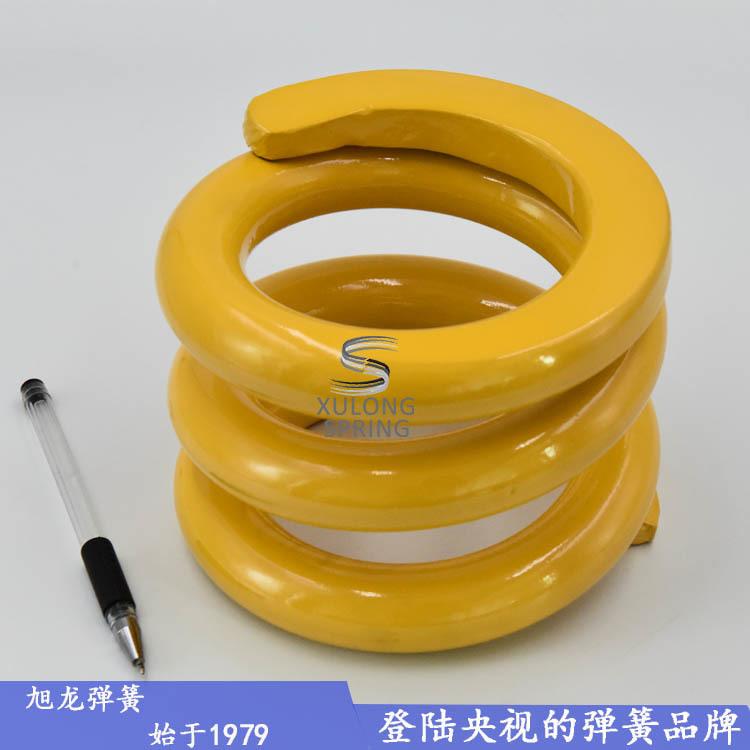 热卷大弹簧用作地铁减振器弹簧