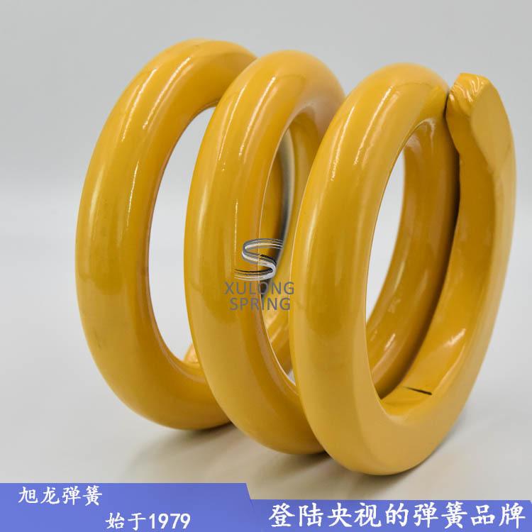 隔振器弹簧属于地铁隔振板的重要元件