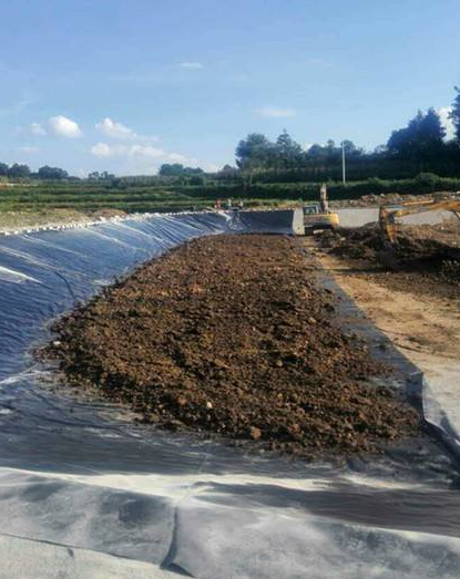 Good quality of geomembrane is an important prerequisite to ensure the specific construction of geomembrane