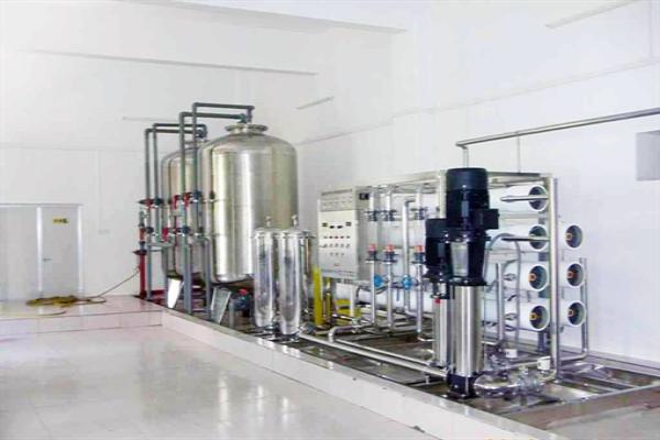 重庆兴强煤业生活饮用水处理设备项目