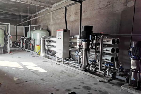 重庆水务集团江津自来水有限公司饮用水处理项目