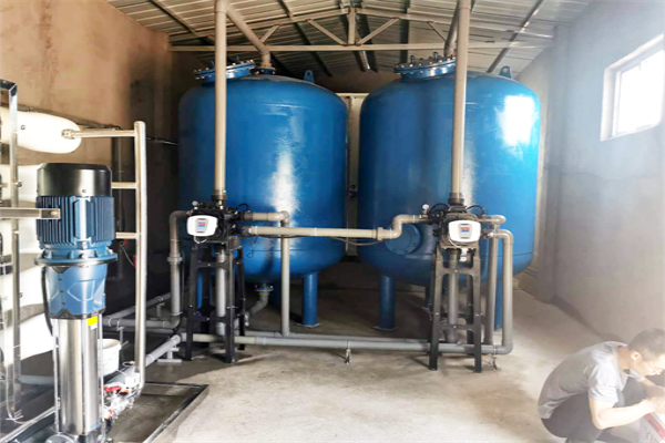 璧山区周家村生活饮用水处理项目
