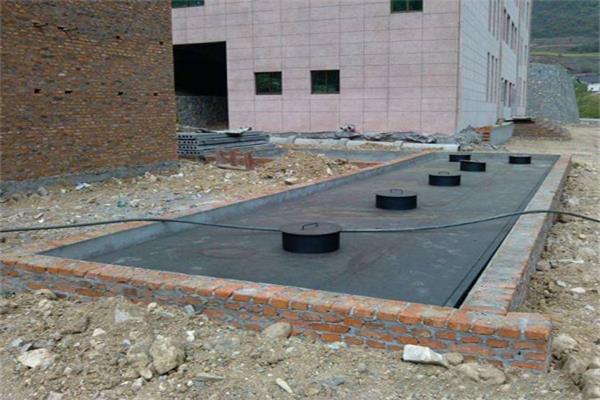 大渡口西城佳园生活污水处理项目