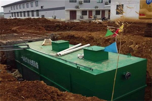 重庆立洋机电设备制造污水处理项目