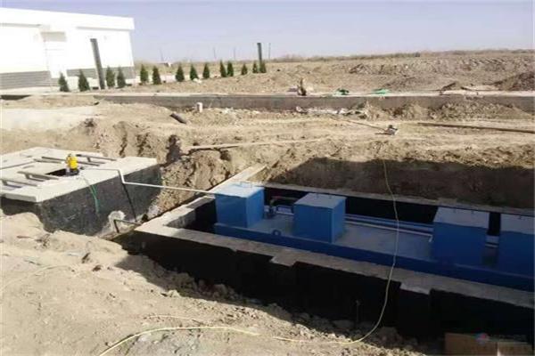 綦江人民医院污水处理项目