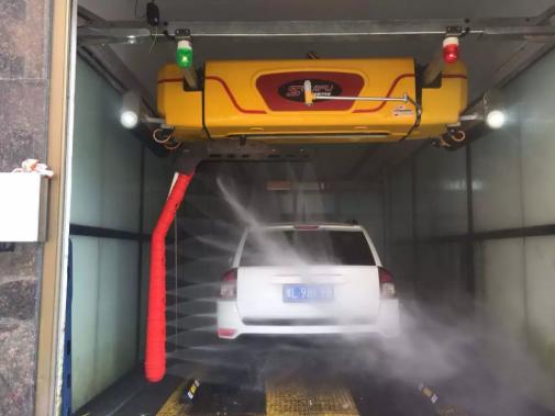 洗车废水处理及回用