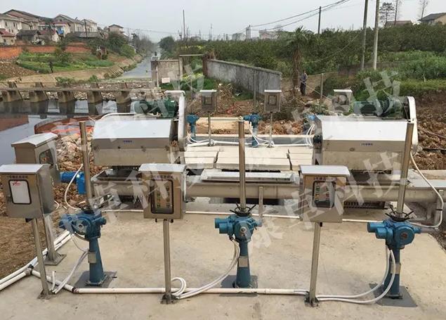 重庆污水处理厂 污水处理设备自动控制系统