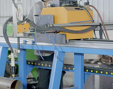 自动化生产线 02