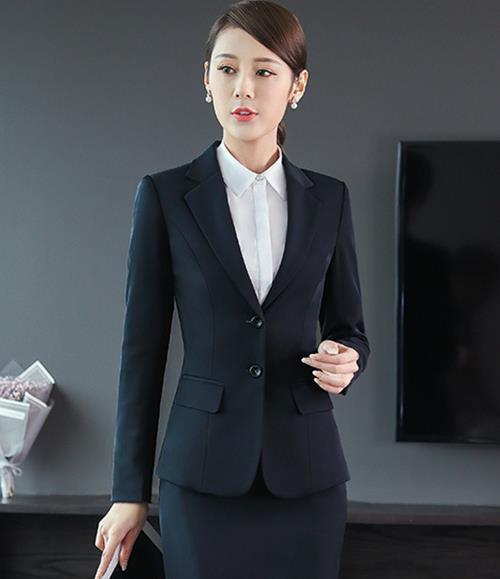 广安女士西服套装定制