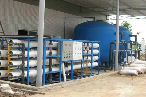 景区饮用水处理设备