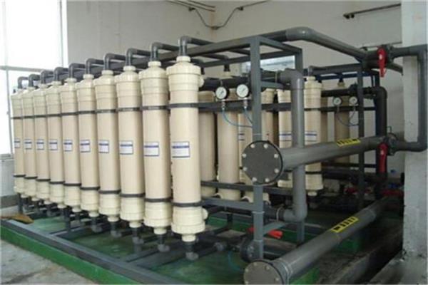 高速路服务区饮用水处理解决方案