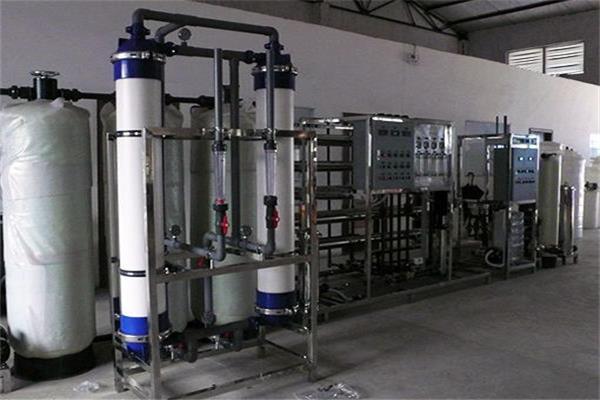 高速路服务区饮用水处理公司