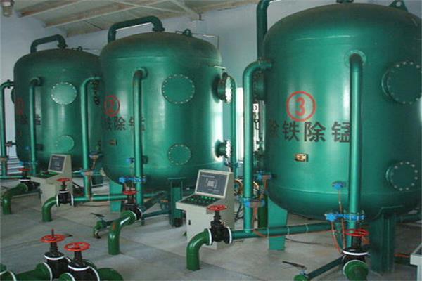 饮用水除铁锰设备