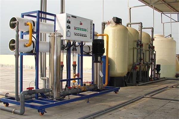 野外饮用水处理设备