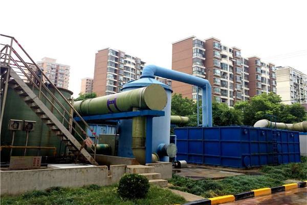 住宅小区生活污水处理方案
