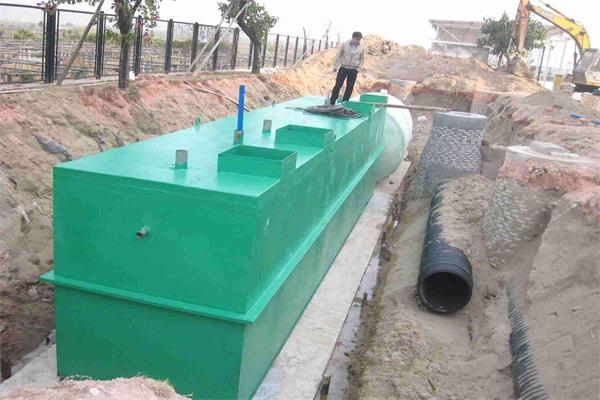 部队生活污水处理设备